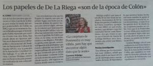 La Voz de Galicia prensa